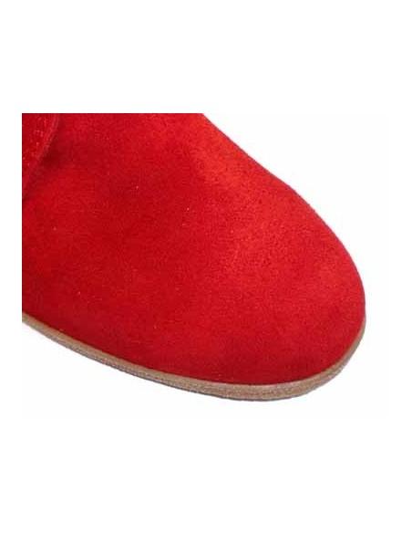 Luisetti 25101 serraje rojo