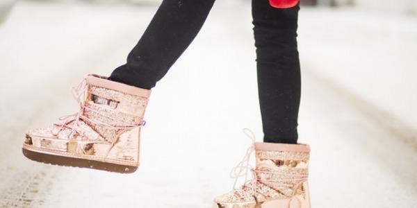 Consejos para elegir zapatos para el invierno